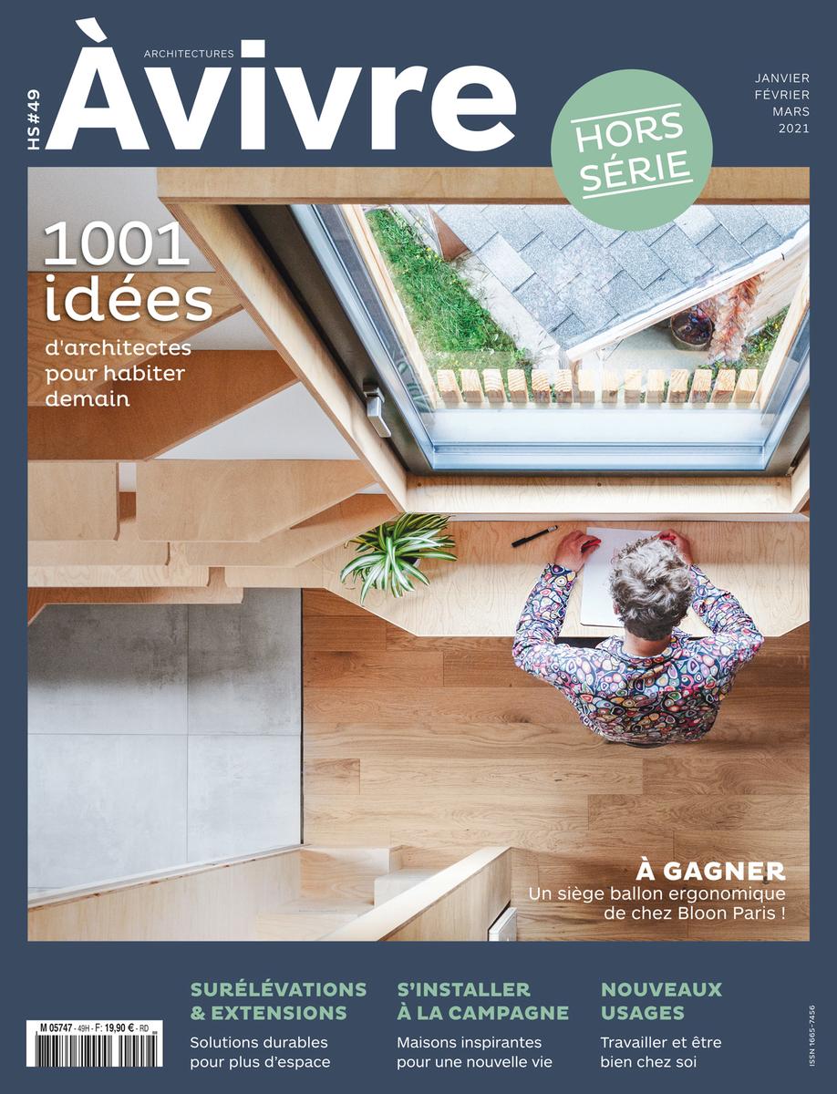 1001 idées d'architectes pour habiter demain